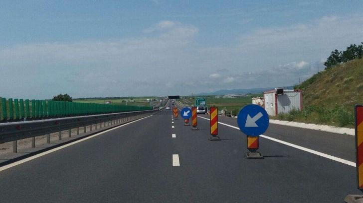 ATENŢIE ŞOFERI! Restricţii pe autostrăzile A1 şi A2
