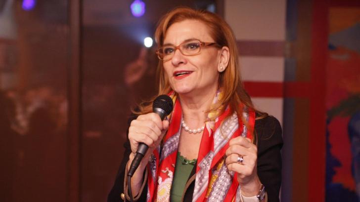 """Maria Grapini, jignire fără precedent pentru protestul diasporei: """"Taxa de prost se plăteşte la USR"""""""