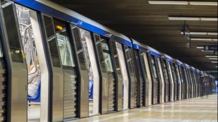 Sindicate: Un metrou cu 2.000 de călători a fost la un pas de a deraia