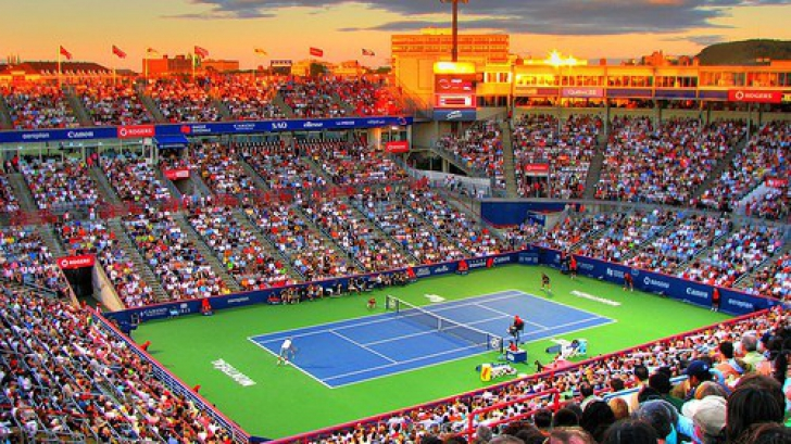 Surpriză de proporţii la turneul de tenis de la Montreal