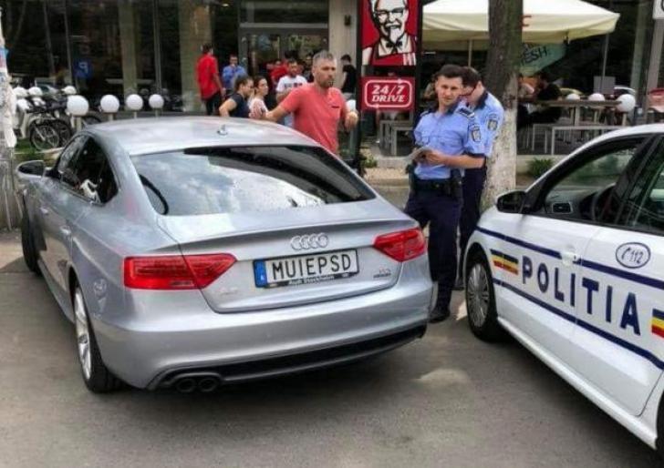 """Prima reacţie a şoferului anti-PSD după clasarea dosarului: """"Mi-au stricat concediul"""""""