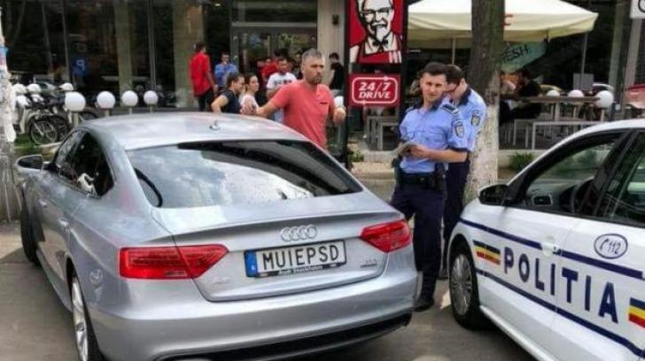 Decizie. Dosarul şoferului anti-PSD a fost clasat de procurori