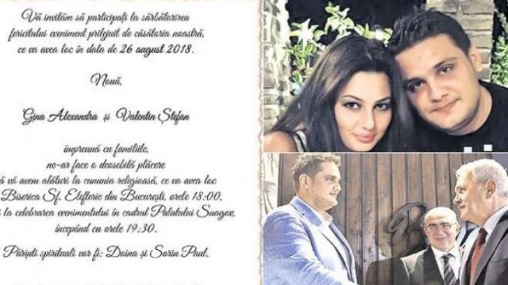 Nunta Dragnea Jr