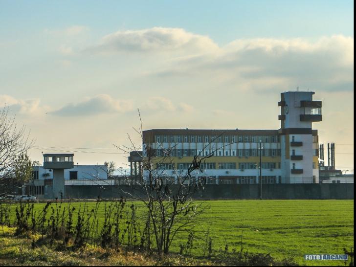 Grevă japoneză la Penitenciarul Giurgiu
