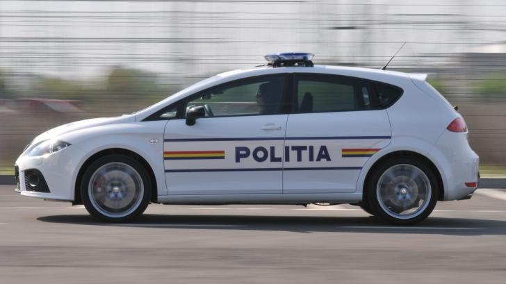 Şofer căutat de poliţişti după ce a lovit un copil şi a fugit de la locul accidentului