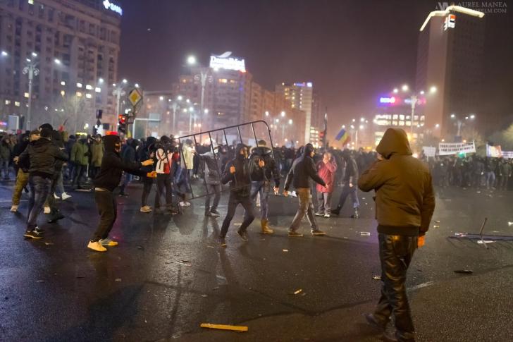 SRI nu l-a informat pe Iohannis despre eventuale violenţe înainte de protestul din 10 august