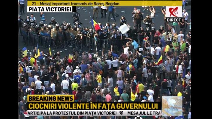 Realitatea TV, lider de audiență pe 10 august, ziua protestului românilor