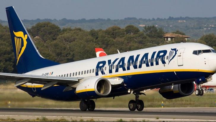 Aterizare de urgență a unui zbor Ryanair la Londra ca urmare a unei posibile amenințări cu bombă