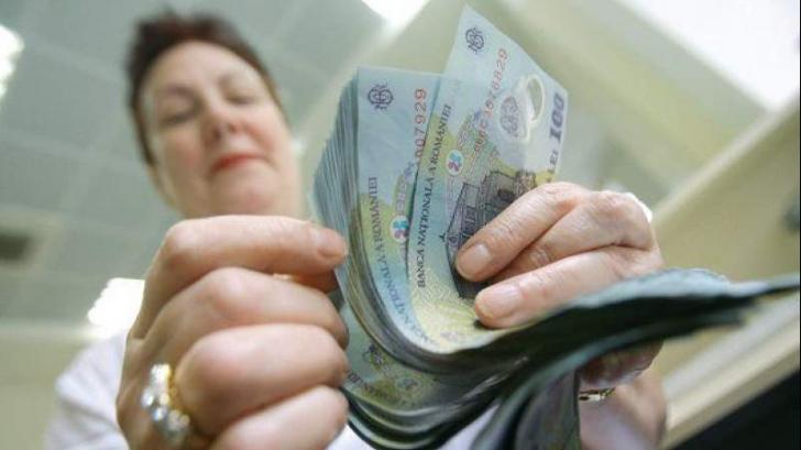 Salarii mai mari în iunie