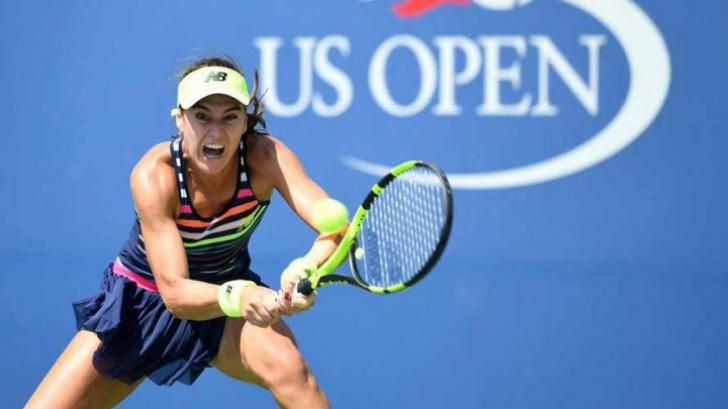 Sorana Cîrstea, învinsă de Maria Şarapova, la US Open