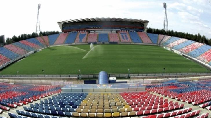 """""""Templul"""" devine istorie! Încep lucrările de demolare la stadionul Steaua! Festivităţi în Ghencea"""