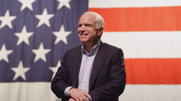 MAE transmite condoleanţe familiei senatorului John McCain: A fost un prieten constant al României