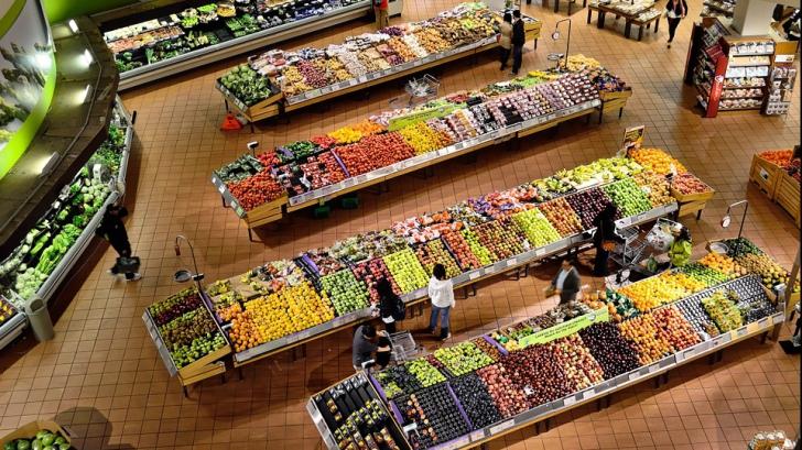 Ce ar trebui să facem de fiecare dată când intrăm într-un supermarket