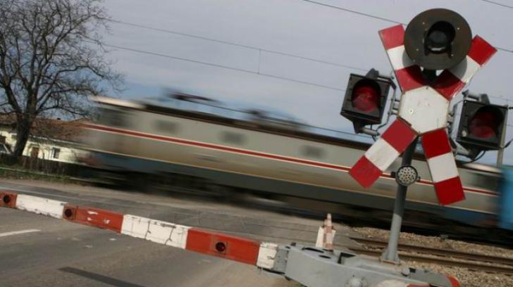 Accident feroviar cumplit, în judeţul Iaşi: 4 victime, între care doi copii