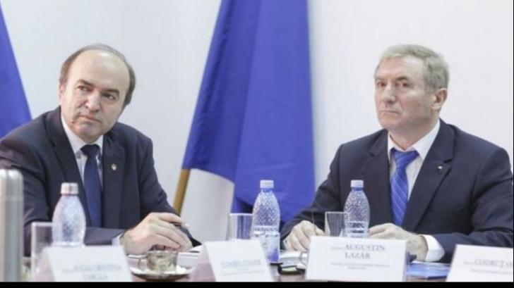 Augustin Lazăr: Toader știa din 20 martie de protocolul secret publicat de Vâlcov