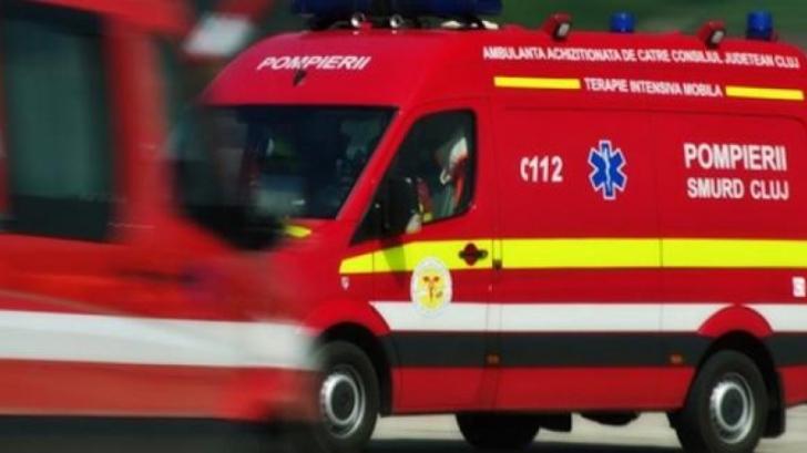 Tragedie în Capitală. Trei bărbaţi, scoși de pompierii ISU din Dâmboviţa