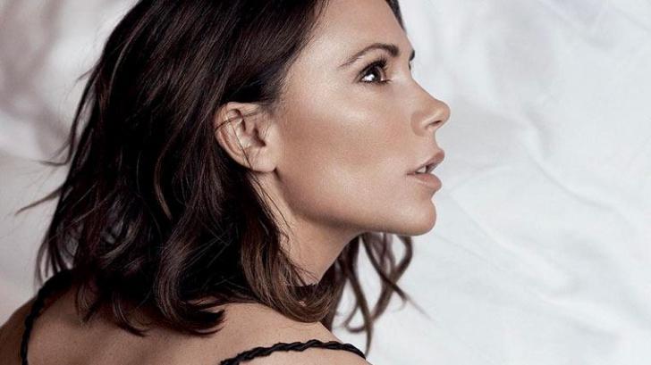 Victoria Beckham: secretul ieftin de frumuseţe