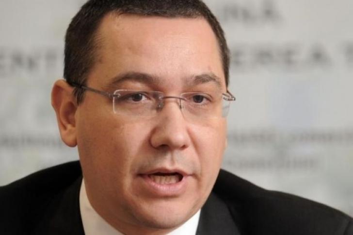 Ponta: Sunt indignat de modul criminal în care românii sunt trataţi de către guvernul lor