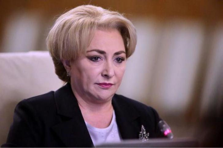 """Dăncilă, mesaj cinic după protestul din Piața Victoriei. """"Vor să ne atragă în spirala conflictului"""""""
