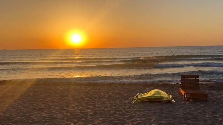 Trupul unui tânăr, scos de valuri la Eforie Nord. A 12-a victimă a acestui sezon estival pe litoral