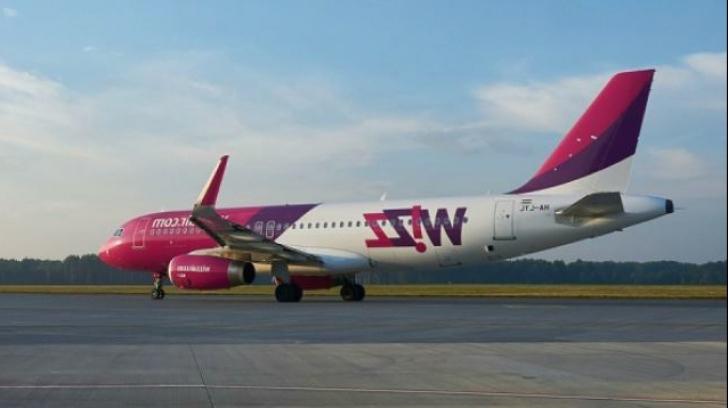 Avioanele Wizz Air nu decolează. Întârzieri mari pe Otopeni