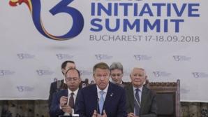 """Klaus Iohannis, la summitul I3M: """"Avem nevoie ca UE şi SUA să fie cât mai apropiate posibil"""""""