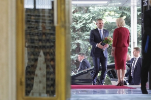 Dancila l-a primit pe premierul slovac