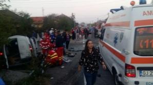 Accident în Gorj