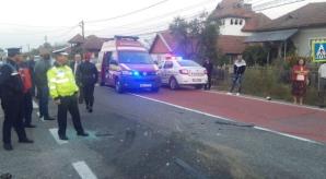Accident grav în județul Gorj