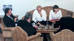 """Liviu Dragnea, la masă cu """"statul paralel"""""""