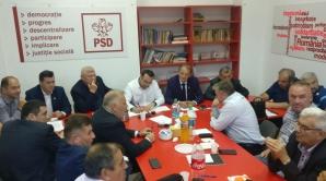 Sedinta la PSD Cluj