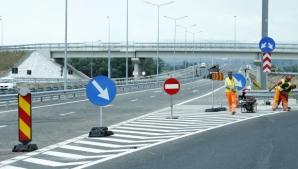 ATENŢIE şoferi! Traficul pe A2 va fi închis pe o porţiune până în noiembrie. Pe unde se va circula