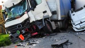 Accident grav lângă Bucureşti. Un şofer a murit