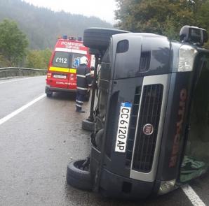 accident rutier Vatra Dornei