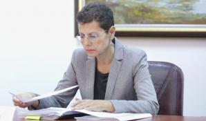Adina Florea, intervievată la CSM