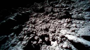 Asteroid fotografiat de japonezi