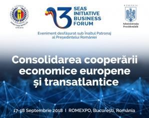Forumul de Afaceri, la Romexpo: Consolidarea cooperării economice europene şi transatlantice (P)