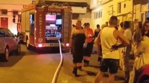 Tragedie la Iaşi: Un bărbat a fost găsit carbonizat în casă