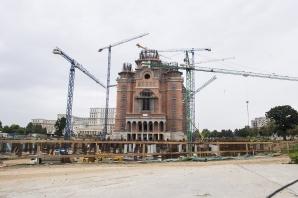 Catedrala Mântuirii Neamului va fi sfinţită la 25 noiembrie