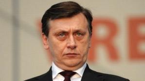 Crin Antonescu, primele declaraţii după ce a confirmat că va candida la europarlamentare