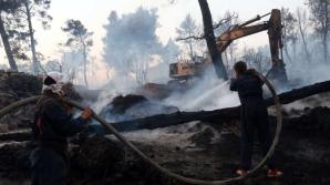 Croaţia se luptă cu flăcările: zeci de oameni au fost evacuaţi