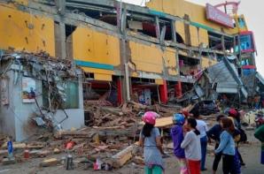 Cutremur Indonezia, insula Sulawesi