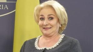 """Viorica Dăncilă, o nouă gafă: """"A abroga pe cineva despre o vină"""""""