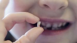 De ce NU trebuie aruncaţi dinţii de lapte. Ce se întâmplă cu aceştia