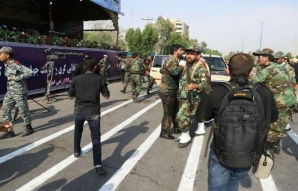 Atac armat în Iran!