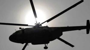 Elicopter prăbuşit: nu există supravieţuitori!