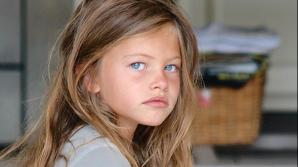 """Cum arată ACUM """"cea mai frumoasă fetiţă din lume"""". E de nerecunoscut"""