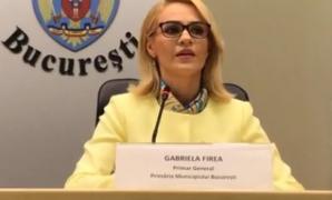 Gabriela Firea a convocat o şedinţă extraordinară a Consiliului General