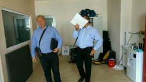 Inspectorii ANAF la sediul RISE Project