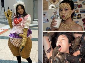O zi obișnuită în Japonia?